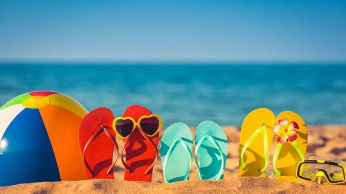 5 Fun Things about Flip Flops