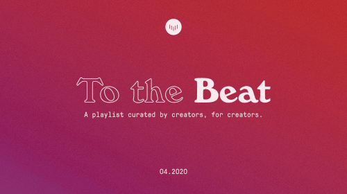 To the Beat: April 2020