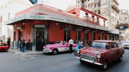 An American in Cuba