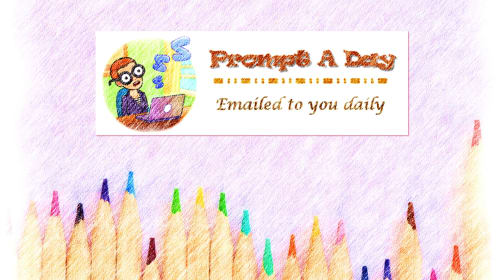 Prompts Are Meant to Inspire Your Creativity to Create Great Work