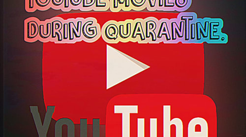 5 Amazing Free YouTube Movies To Watch During Quarantine.
