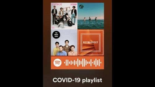 Lockdown playlist
