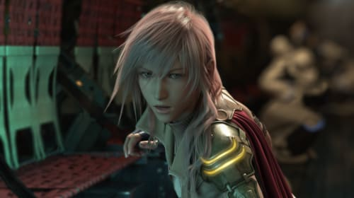 'Final Fantasy 13' - Lightning Strikes Down the Middle