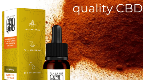 How CBD with Turmeric and Black Pepper is a powerful mix