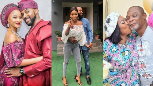 12 Nollywood Actors Who Met Their Partner on Movie Set