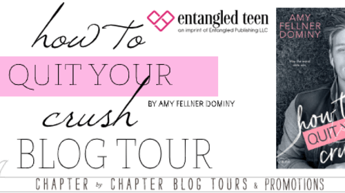 """""""How to Quit Your Crush"""" Interview with Author Amy Fellner Dominy"""