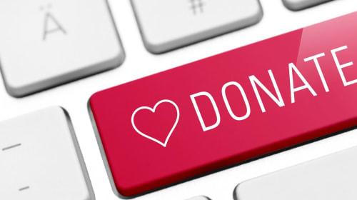 DONATIONS: WRONG STILL IS BETTER THAN OVERSEEN?