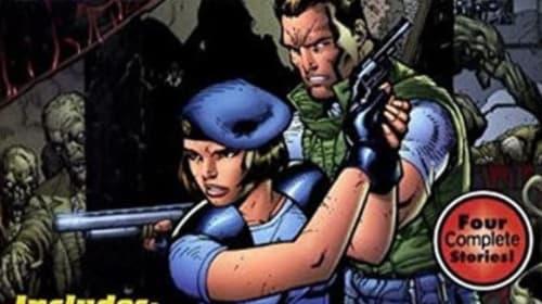 Resident Evil Magazine #1 Review