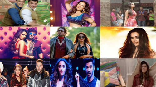 Some Awarded Popular Bollywood Songs Details