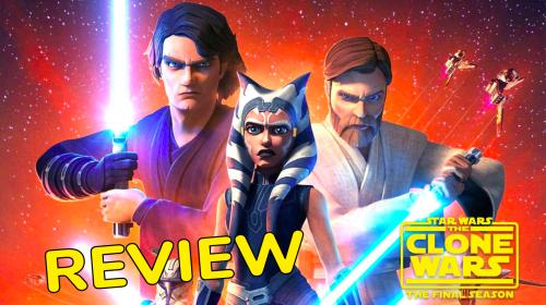 'Star Wars: The Clone Wars': Season 7 Review