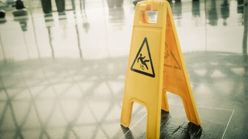How to Prevent a Slip and Fall at Home