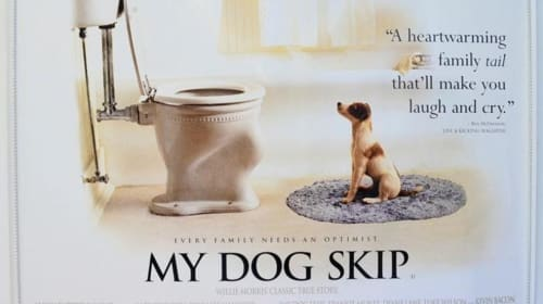 The 2000s Movie Project: 'My Dog Skip' The Shocking Secrets of a Gentle Family Dog Movie