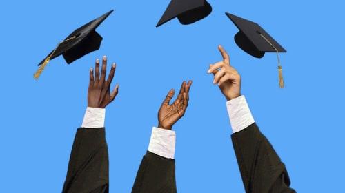 Corona Graduation