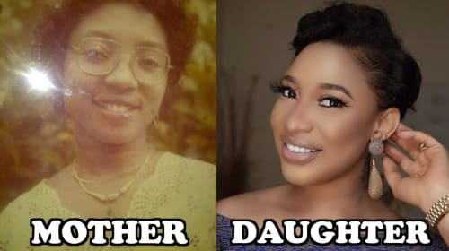 10 Celebrities Who Look EXACTLY Like Their Mother.
