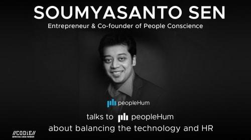 Equipoise The Technology And HR - Soumyasanto Sen [Interview]