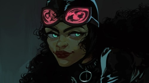 Is The Future of Catwoman... Black?