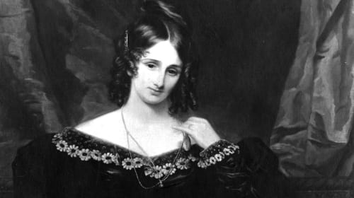 The Goth Life of Mary Shelley