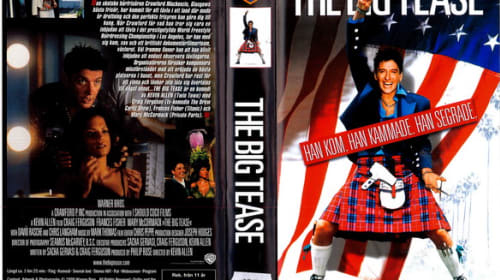 The 2000 Movie Project: 'The Big Tease' is the Most Forgotten Movie of the Year 2000