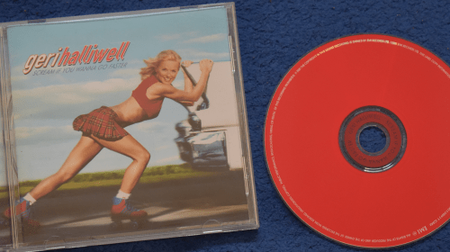 Geri Halliwell: Scream If You Wanna Go Faster