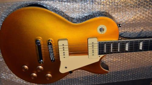 Harley Benton Sc-450 P90 GT Classic electric guitar review.