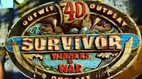 'Survivor: Winners at War' Finale