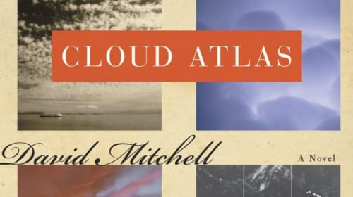 """Cloud Atlas"" by David Mitchell"