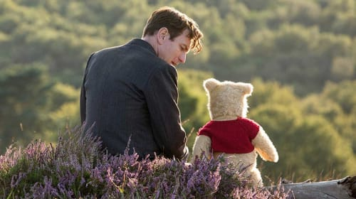 Christopher Robin Reminds Us How to be Human
