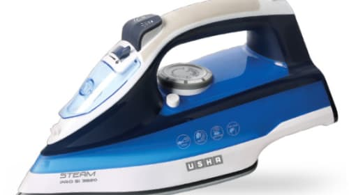 How to Care for a Steam Iron?