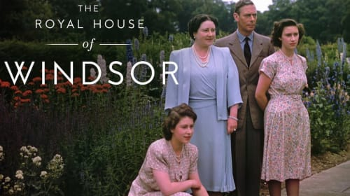 "A Filmmaker's Review: ""The Royal House of Windsor"" (Netflix, 2017)"