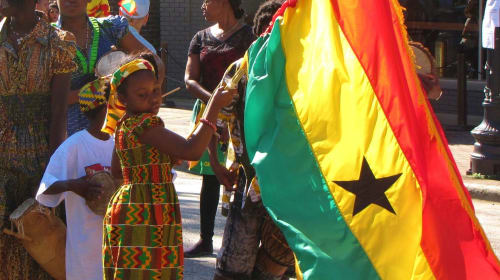 COVID-19 IN GHANA: THE YOUTH RISING TO MEET THE CHALLENGE