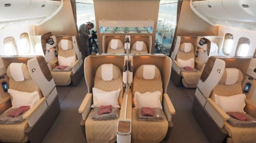 How I was upgraded to business class - For Free