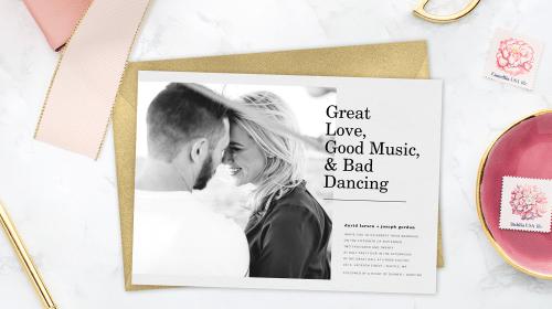 Creative Ways to Send Wedding Invitation