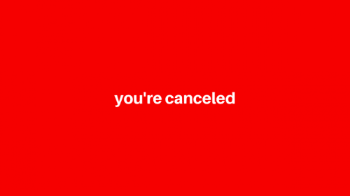How to Cancel Correctly