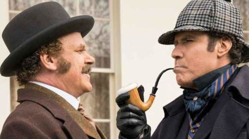 """My Review of """"Holmes & Watson"""""""
