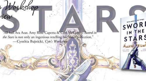 Review of 'Sword in the Stars' (Once and Future, #2)