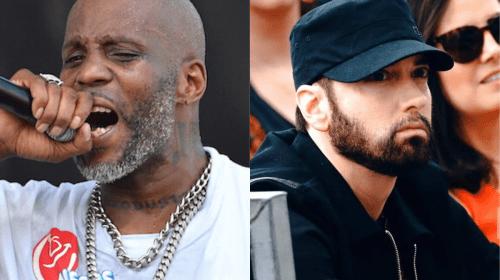Eminem is Ready To Rap Battle Against DMX
