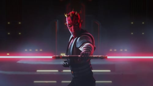 Darth Maul's 15 Most Memorable Quotes From 'Star Wars'