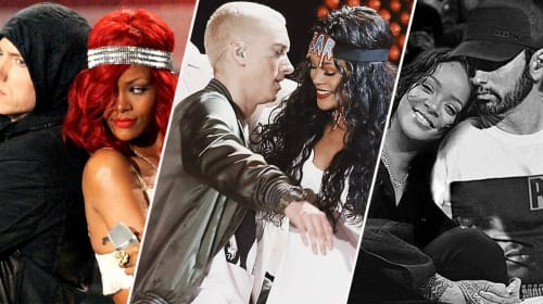 10 Surprising Facts About Eminem and Rihanna Relationship