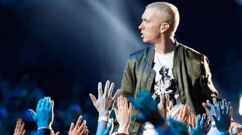 These 10 Celebrities Are Superfan Of Eminem