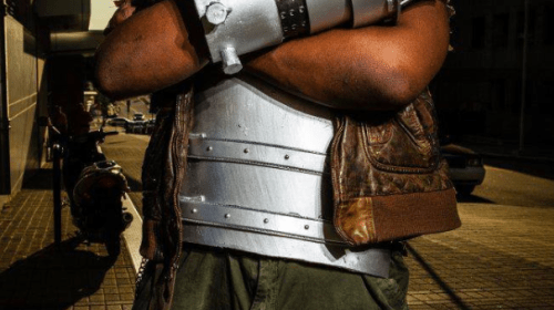 Cosplayer Spotlight: Terrence Henderson