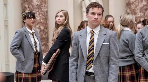 "My Review of ""Slaughterhouse Rulez"""