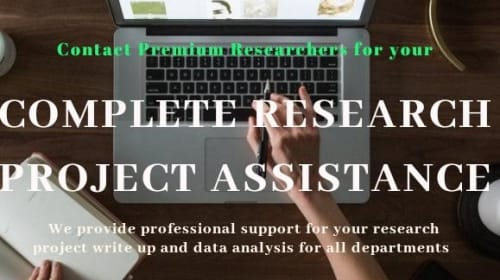 GETTING A PROFESSIONAL RESEARCH PROJECT WRITER: ALL YOU NEED TO KNOW