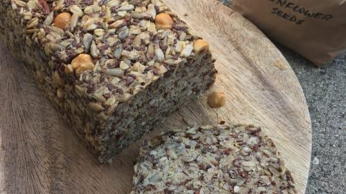 No Fail Seed Bread