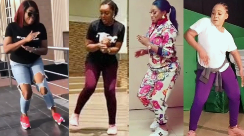 7 Nollywood Actresses That Are Surprisingly Good Dancers.