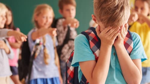 Bullying and Cyberbullying.