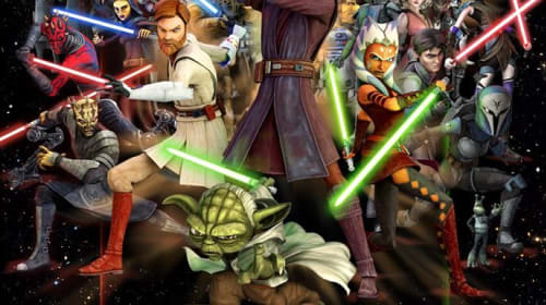 """Watching """"Star Wars: The Clone Wars"""" as an adult"""