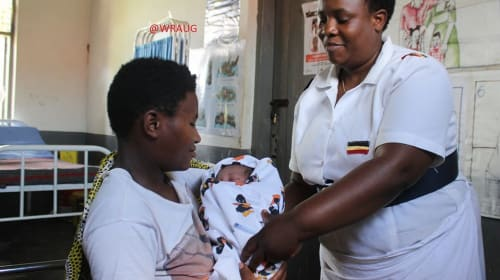 Brave Hearts; Our Midwives