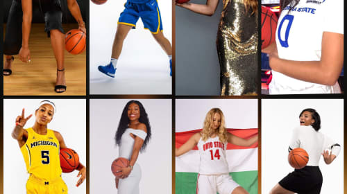 Most Beautiful Women's Basketball Players of 2020