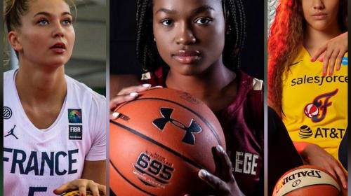 Part II: Most Beautiful Women's Basketball Players of 2020