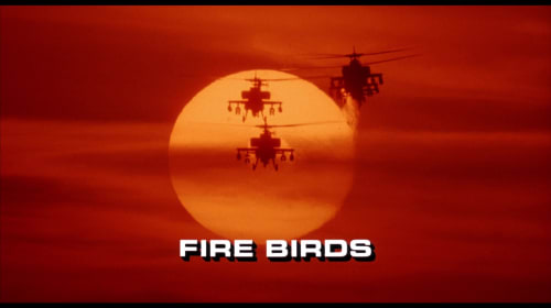 Movie Review Throwback: 'Fire Bird' Nicolas Cage Loves a Helicopter